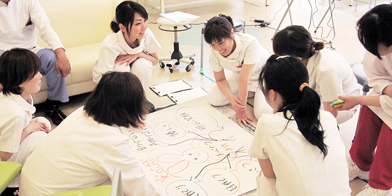 チーム医療(医療人材育成)コンサルティング