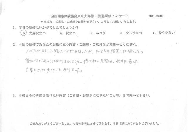 支部 保険 協会 全国 健康 東京
