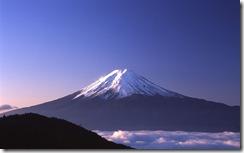 富士山フリー素材