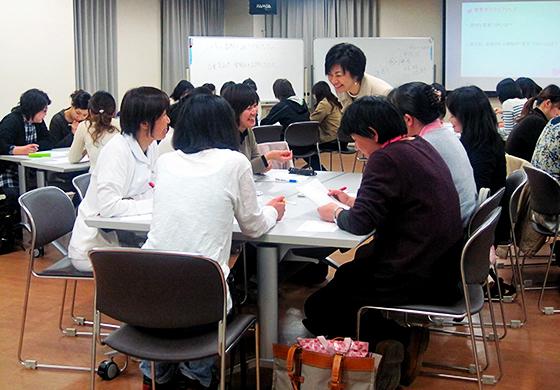 指導者として役割を追求する実践型研修