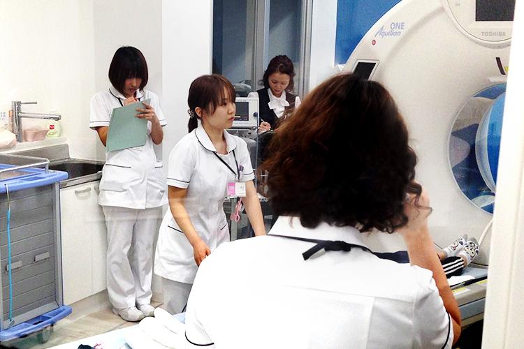 医療現場実践接遇ロールプレイングとは